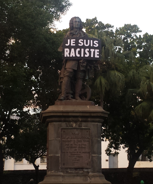 mahé-raciste